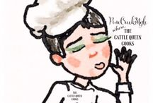 The CattleQueen Cooks / A collection of recipes we've shared on our FB page PineCreekStyle where The CattleQueen Cooks: From our recipes to other noteworthy Chefs, Bloggers & Cooks....Browse through our growing collection of amazing recipes...Bet you can't pin just one! :))))
