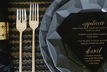 Party: Dinner Party / Dinner party ideas from food to serve to decor to place settings. All in one place.