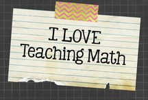 Teaching Math / by Carol Camp