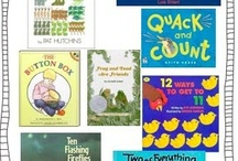 Math and Children's Literature  / These are titles of books that can be used when introducing/creating a math lesson along with problem solving activities. / by Carol Camp