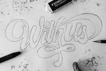 Typography & Lettering / by Jamie Leach