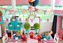 Celebrate / These are ideas I liked and loved for gatherings to celebrations.   / by Ster Dub