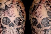 Tattoos / by Ashleigh Gibson