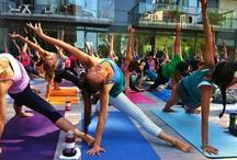 Yoga Fun! / by Suni Ferrer