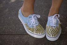 Walking in them
