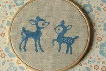 Embroidery / Cross Stitching