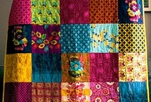 patchwork&quilt / by Miho