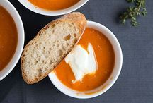 Soups, Stews and Chilis / A bowl of warm (or chilled) soup can be a fantastic dinner. Take inspiration from these delicious soups, stews, chilis / by Busy Mommy