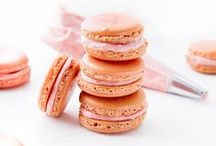 Macarons / What can be said about macarons except that they are delicious and addictive. Make them yourself with these macaron recipes. / by Busy Mommy
