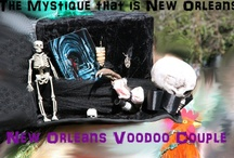 The Voodoo Couple  / New Orleans Voodoo Couple  / by New Orleans VoodooCouple