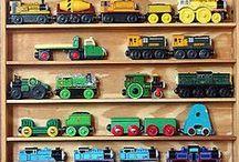 Organizing: Toys