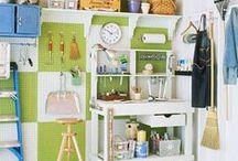 Organizing: Garage
