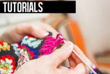 Crochet Basics and Stitches