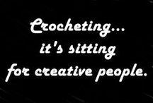 crochet, consisting of mainly amigurumi