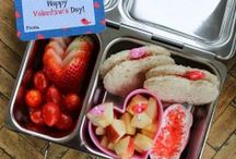 Food: School Lunch  / Ideas for Healthy Kids Lunches Bento Love Clean Eating / by Shannon Qualls