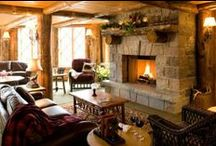 Home away from Home / Beautiful rooms at the resorts, lodges and hotels.