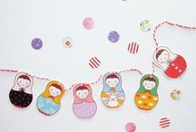 Banners, Bunting & Garlands / by Suzanne M