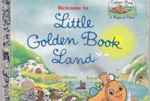 Little Golden Books / I am especially interested in Eloise Wilkin and Richard Scarry / by Suzanne M
