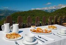 Desayunos rurales