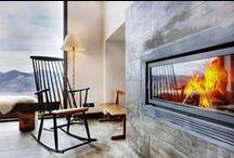 Chimeneas /  Tu escapada en una casa rural con chimenea tendrá un ambiente hogareño. Disfruta de las casas rurales con chimenea y al calorcito.
