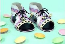 ❝ Little Feet ❞ / The sweetest and littlest shoes!