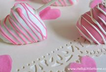 Valentine Sweetness! / Cupid approved sweets for your sweetie!