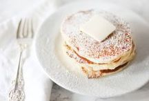 Brunch Vibes / Delicious recipes (food + drink) for your next brunch.