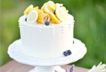 Wedding Cakes / Wedding cake ideas