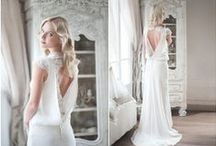 Wedding Dresses / Gorgeous wedding dresses, bridal gowns / by French Wedding Style - Wedding Blog
