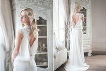 Wedding Dresses / Gorgeous wedding dresses, bridal gowns / by French Wedding Style - Wedding Blog
