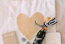 Welcome Bag / Welcome bag ideas for destination wedding / by French Wedding Style - Wedding Blog
