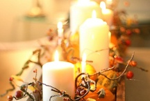 {Holiday} Autumn & Thanksgiving / by Lindsey Brogdon