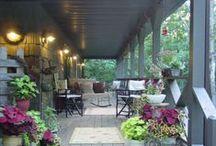 Front Porch Sittin' / by Julia's Bowtique