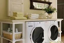 Laundry Room Ideas / by Julia's Bowtique