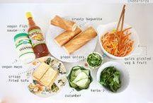 Vegan Food + Recipes to Veganize!