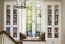 {Home} Closets & Reading Nooks / by Lindsey Brogdon
