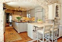 {Home} Kitchens & Dining / by Lindsey Brogdon