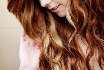 {Pretties} Hair Styles / by Lindsey Brogdon