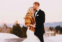 Our weddings: Winter Ideas