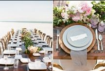 Our weddings: Destination Ideas / Thinking of having a destination wedding?  Whether it's in the mountains or on the beach, there are plenty of ways to make it special and exactly what you want for your big day.