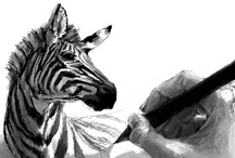 """Art / """"Without art, the crudeness of reality would make the world unbearable."""" ~ George Bernard Shaw / by Dezign Zoo"""