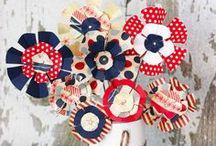 {Holiday} Patriotic & Summertime / by Lindsey Brogdon