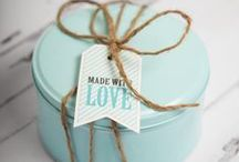 {Crafts} Paper, Boxes, & Gifting / by Lindsey Brogdon