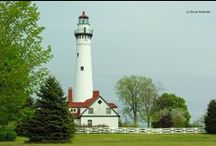 Favorite Lighthouses / This board is where we will post our favorite lighthouses that we have visited. They can be our favorite due to architectural elements, locations, etc. / by US-Lighthouses