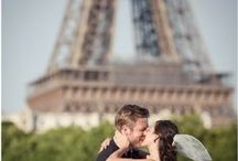 Paris wedding ceremony / Wedding ceremony locations and ideas in Paris, France