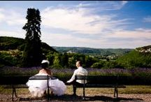 Dordogne weddings / Real life weddings from Dordogne France