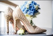 Fabulous Shoes / Shoe inspiration, wedding shoes and pretty footwear for the shoe addict and bride to be  / by French Wedding Style - Wedding Blog