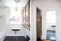new condo bath / by D A N U T A
