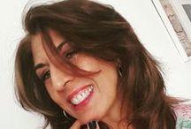 Cabelos - Regiane Ivanski / Ideias de cortes e cabelos// palavras-chave: cabelos modernos, cortes, tintura e penteados.