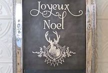 French Christmas / French festive inspiration and ideas
